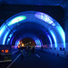 Projection Mapping in Yokohama-kita Tunnel 4