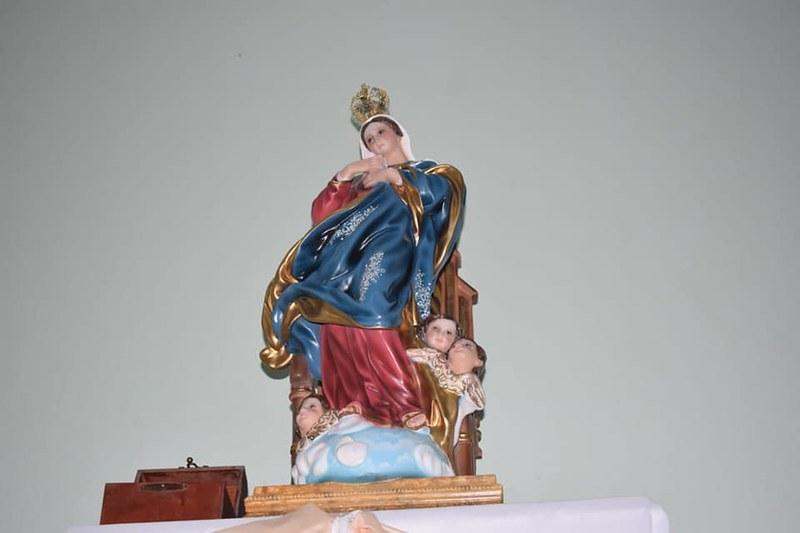 Solenidade de Nossa Senhora Rainha das Nações