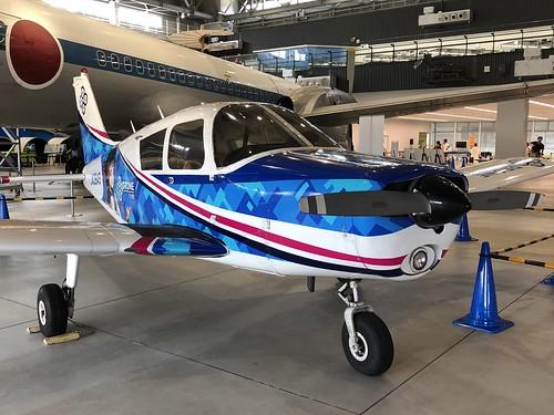 パイパー PA-28 チェロキー JA3649 IMG_0825