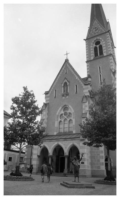 Villach church