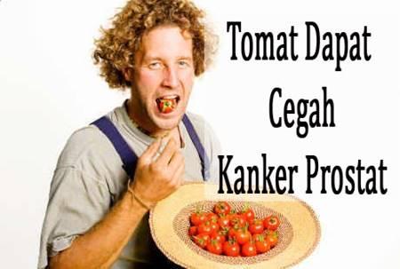 rutin makan tomat ternyata dapat cegah kanker prostat