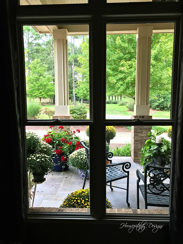 Porch View-Housepitality Designs