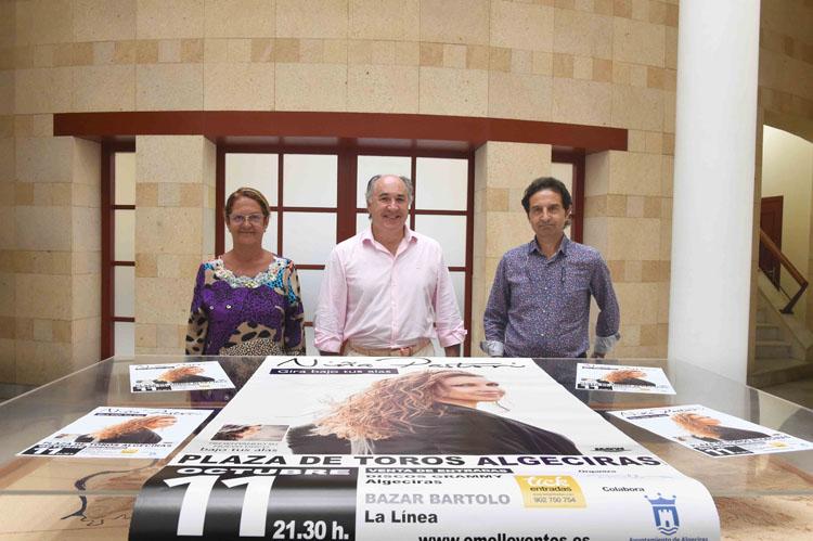 La Nia Pastori ofrecerá un concierto  el 11 de octubre en Algeciras  concierto  6ff862
