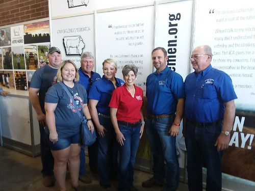 2018 Iowa State Fair Policy Meetings