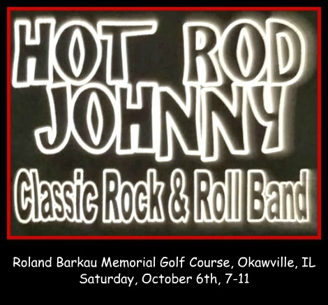 Hot Rod Johnny 10-6-18