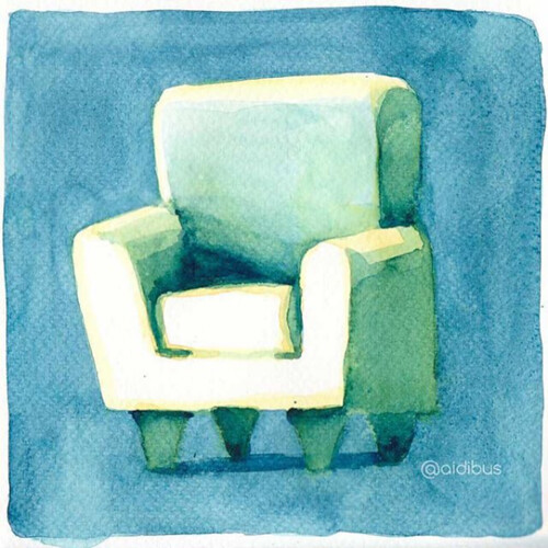 Don armchair