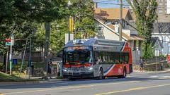 WMATA Metrobus 2018 New Flyer Xcelsior XN40 #3131