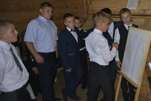 Занятие с детьми на тарханской «Птице-Юрице», мельнице, разгадка загадок и ребусов о старинных предметах крестьянского быта, без которых не сладилась бы работа