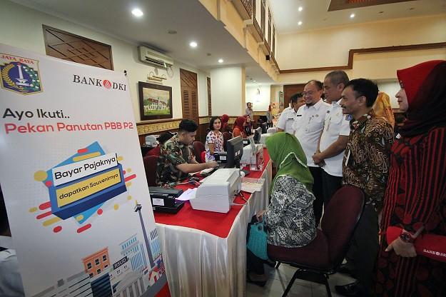 Bank DKI Berpartisipasi Dalam Program Pekan Panutan Pajak