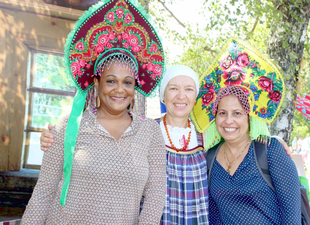 На родине знаменитого земляка Энгельгардта в деревне Климово прошёл фестиваль «Рачительный хозяин»