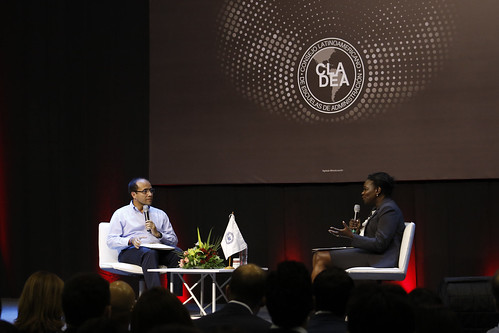 Cátedra Global 2018 - Día 1 - Feria Uninorte Emprende / CLADEA Awards 2018