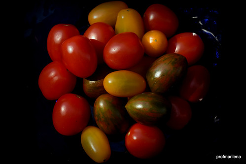 1-2018-08-23 small tomatoes still life , artwork