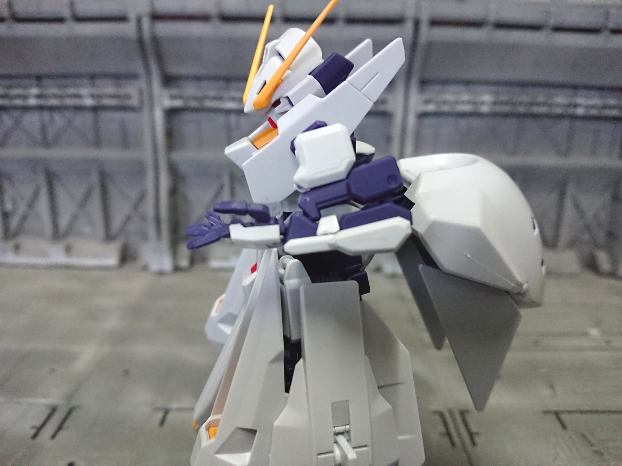 [Review Gunpla] HG1/144 TR-6 Woundwort กระต่ายน้อยเทพสงคราม