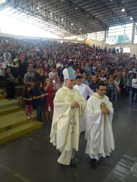 Romaria da Diocese de Santo Amaro 2018