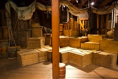Inside a VOC ship