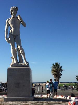 Statue-David-Marseille