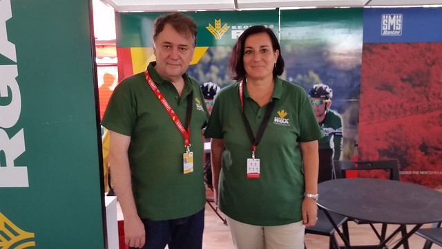Etapa 19 La Vuelta 2018 (Lleida - Naturlandia)