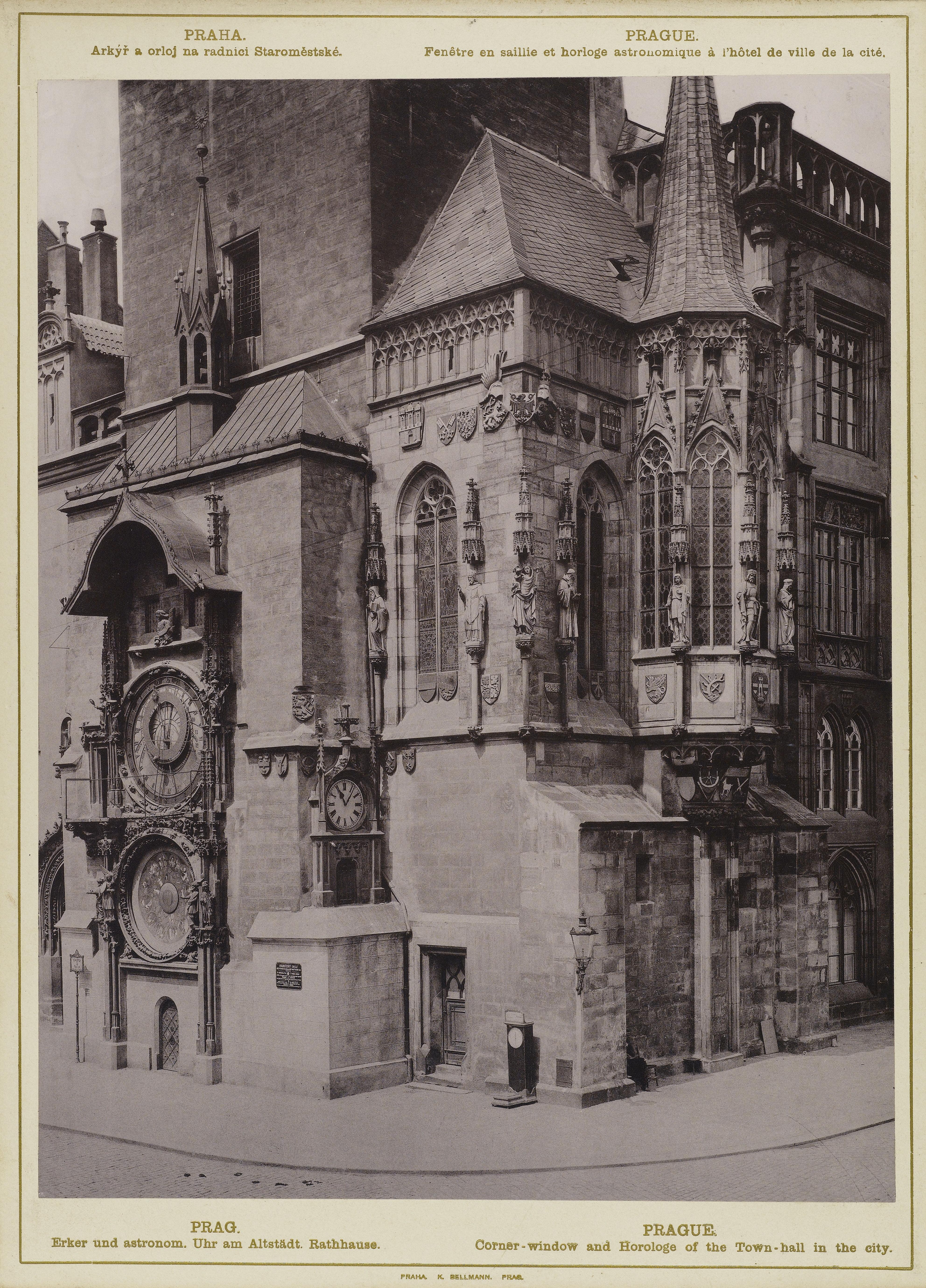 06. Астрономические часы в ратуше