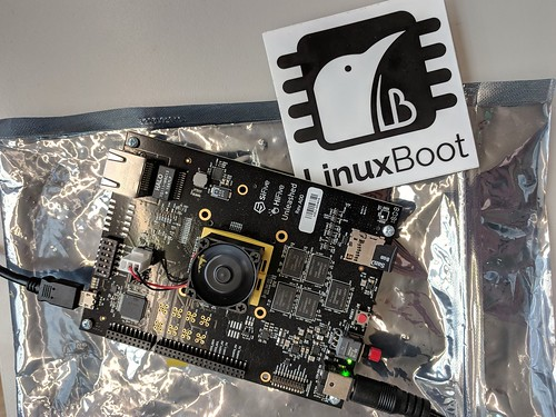 Linux Boot on risc-v