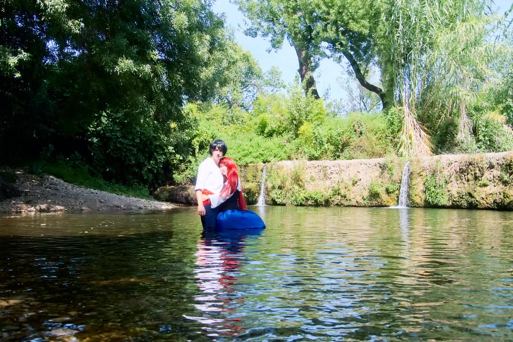 related image - Shooting La Petite Sirène - Les Baguettes - Cascade du Pont Neuf - Sollies Ville- 2018-08-26- P1322296