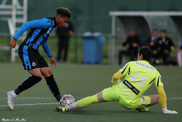 BvB Club Brugge Beloften - KV Oostende
