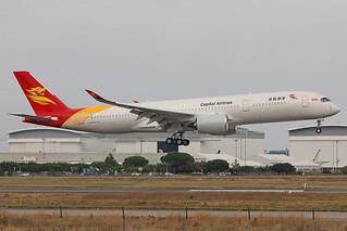 F-WZFR A350 120918 TLS