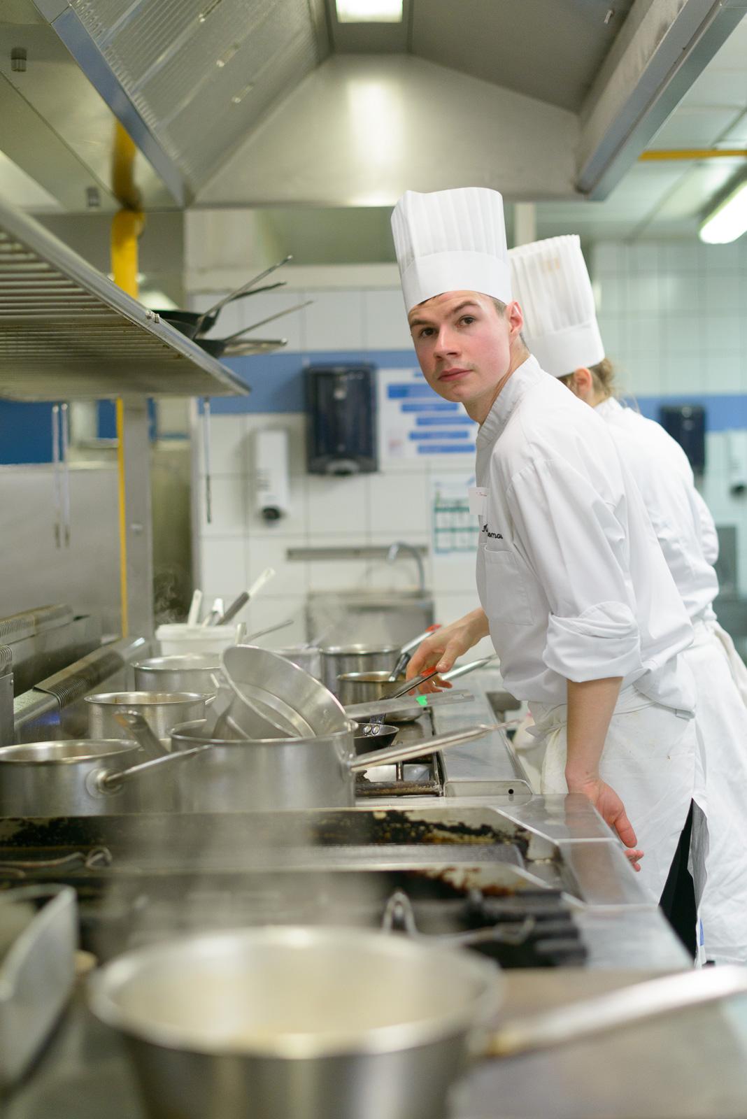 Jeunes Talents Maitres Restaurateurs Sélection Paris