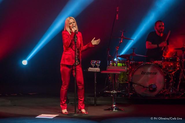 Paula Toller - Teatro Guaíra - 21/9/2018