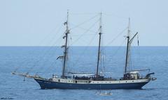 Sailing ship 'Atlantis' 47.2 meter?