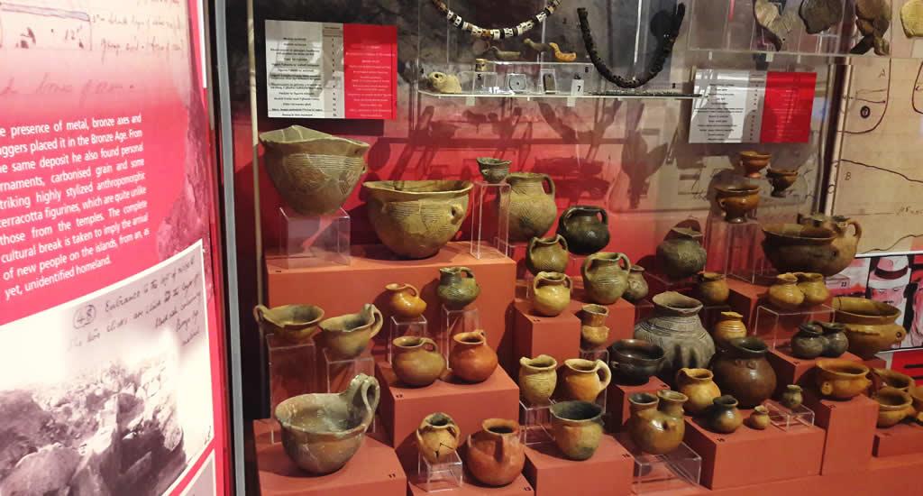 Bezienswaardigheden Valletta, Malta. National Archeology Museum | Malta & Gozo
