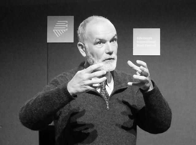 Edinburgh International Book Festival 2018 - Jean-Pierre Filiu 04