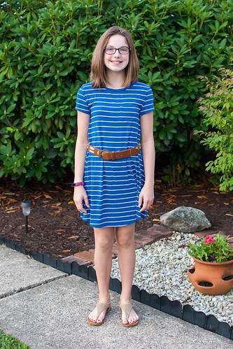 First Day of Seventh Grade