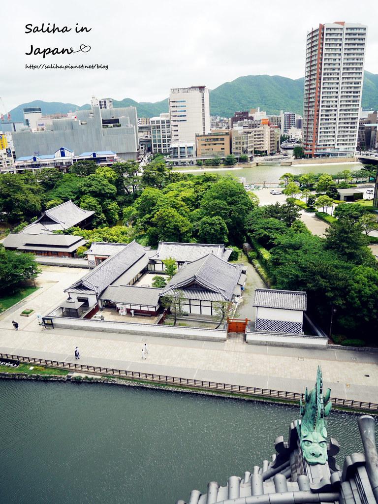 日本九州福岡小倉城一日遊 (14)