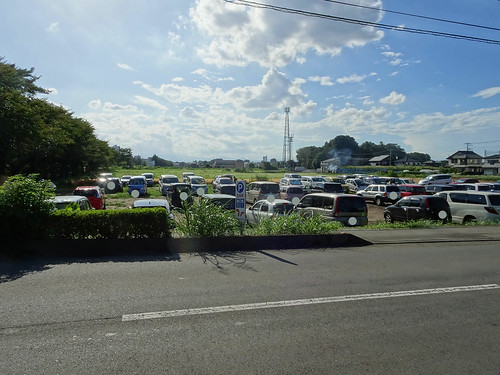 富士見ガーデンビーチ第3駐車場
