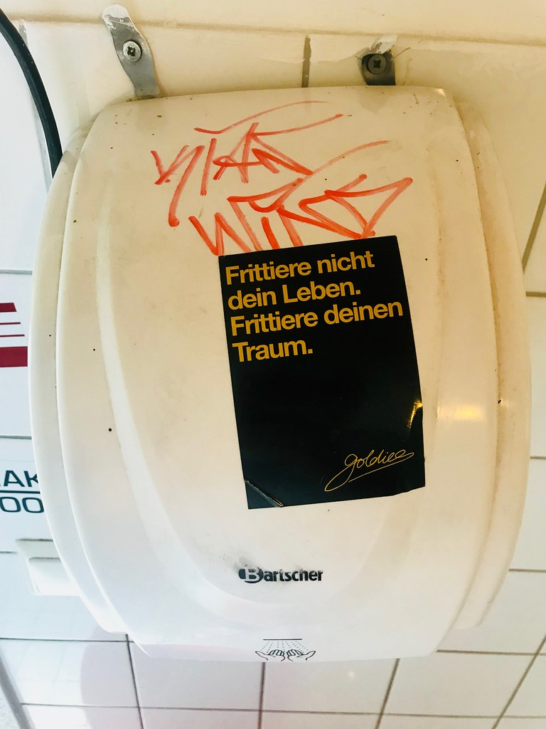 Herrentoilette Ratiborufer