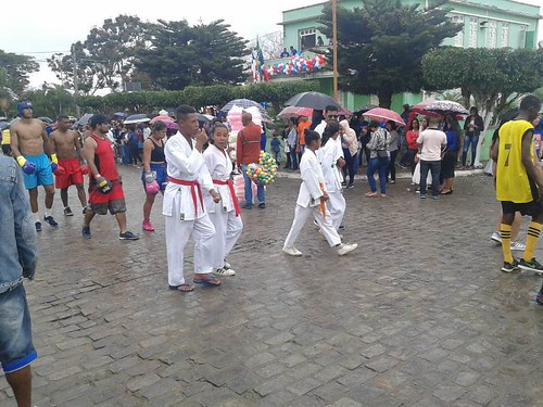 Desfile Itiruçu 93 anos