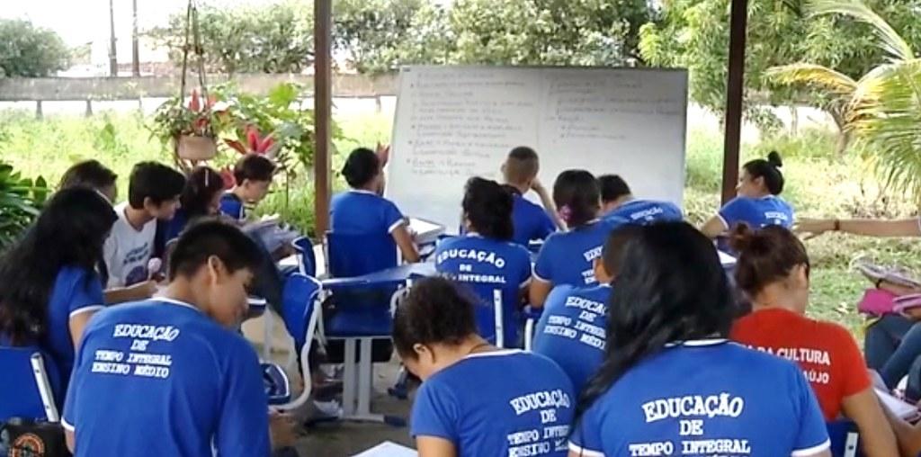 Ensino médio no Pará é o pior da região Norte, aponta avaliação do governo federal, Escolas-no-Pará