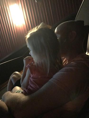 Watching Incredibles 2