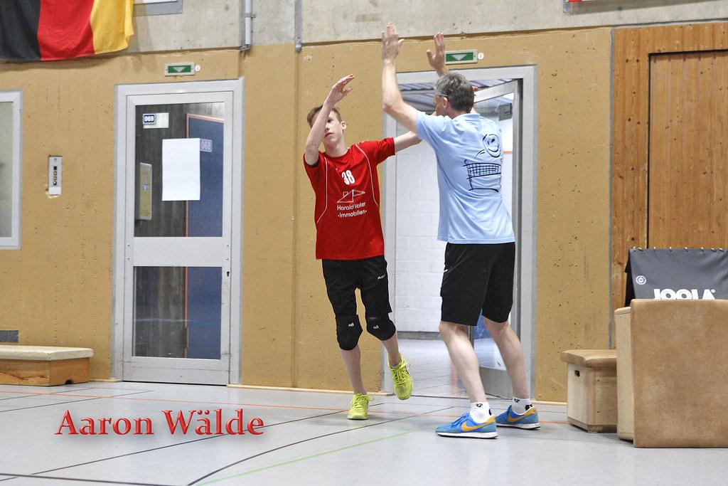 Westdeutsche Meisterschaft 2018 männliche U14 in Düren