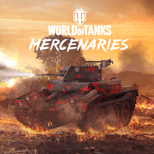 World of Tanks: Mercenaries – Valor Edition
