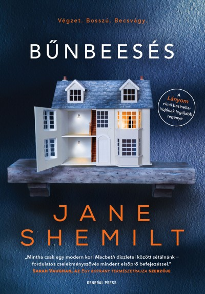 Jane Shemilt: Bűnbeesés (General Press, 2018)