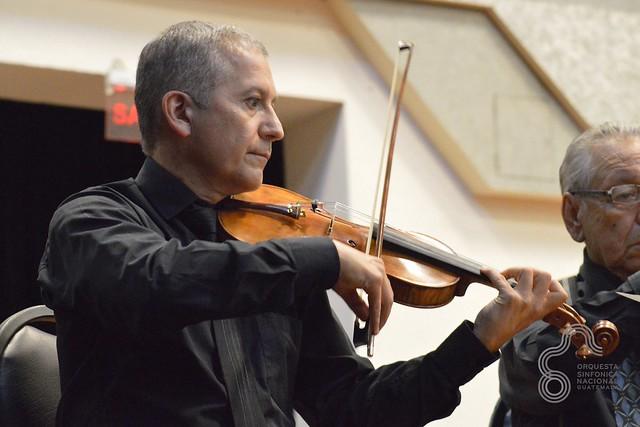 """Sinfonía Sevillana llega al Conservatorio Nacional de Música """"Germán Alcántara"""""""