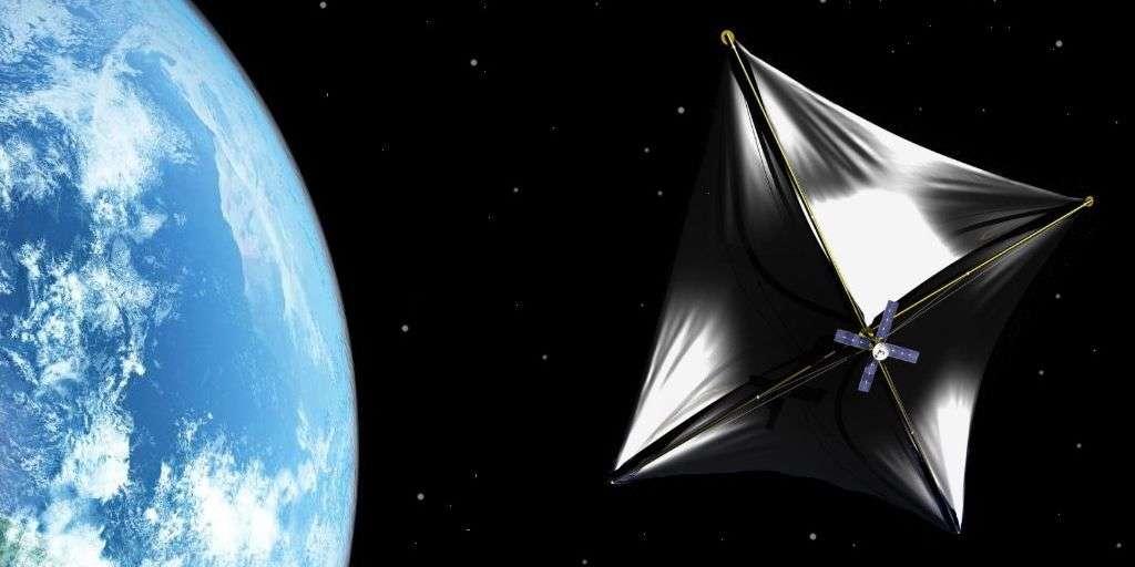 Les voiles nanophotoniques peuvent voyager à des vitesses relativistes