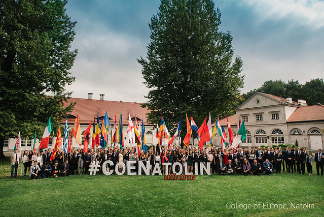 Start of the Academic Year 2018/2019 at the Natolin campus. 5 September 2018