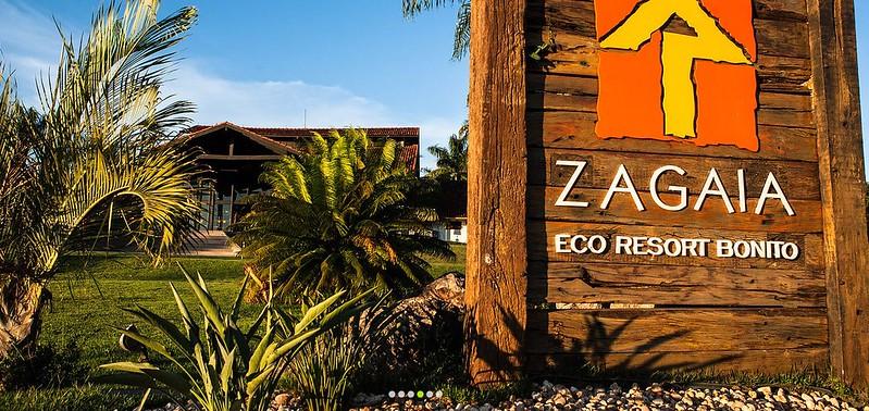 Encantador Zagaia Resort em Bonito