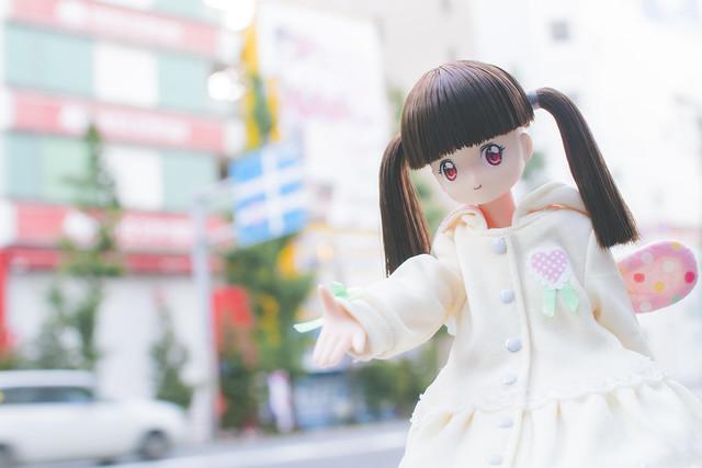 lyrica | maid in akihabara