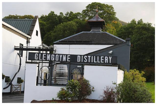 Glengoyne Distillery.