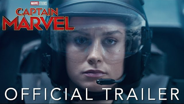 Captain Marvel - Bande annonce officielle