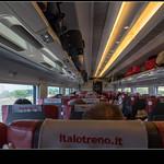 Train Naples-Rome - https://www.flickr.com/people/12472776@N07/