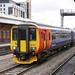 East Midlands Trains 156404 - Nottingham